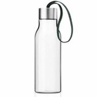 Eva Solo Trinkflasche Forest green / dunkelgrün 0,5 Liter Wasserflasche