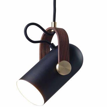 Le Klint Hängeleuchte Carronade small schwarz Durchmesser 12 cm