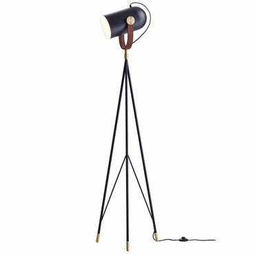 Le Klint Stehleuchte Carronade high schwarz Höhe 170-175 cm