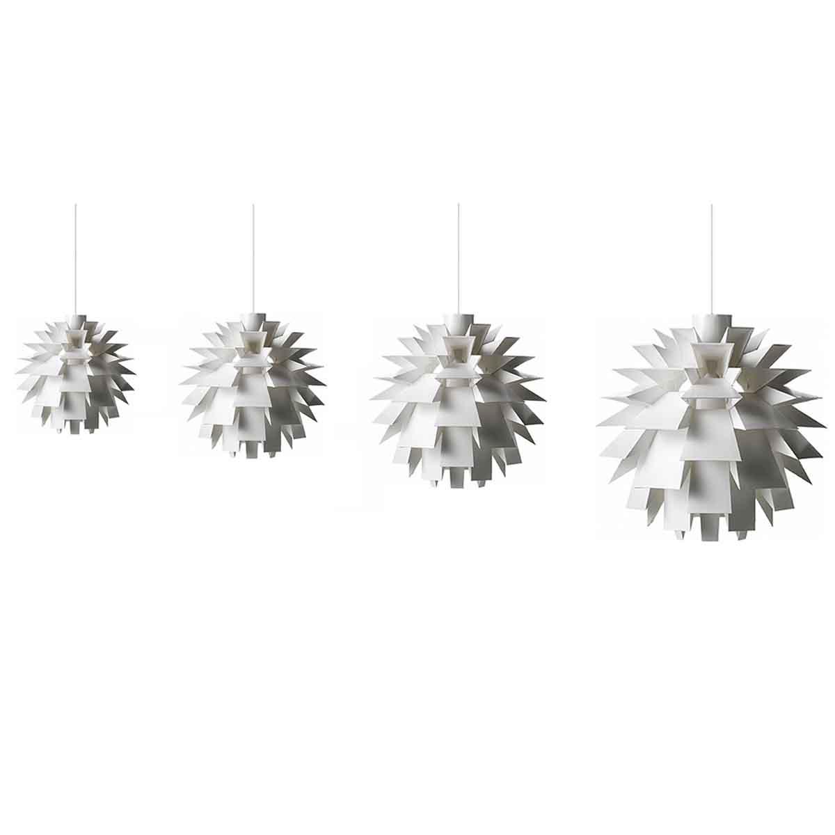 normann copenhagen norm 69 lampe small wei h he 42 cm m bel lampen leuchten pendelleuchten. Black Bedroom Furniture Sets. Home Design Ideas