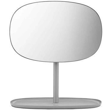 Normann Copenhagen Flip Spiegel grau Höhe 34,5 cm