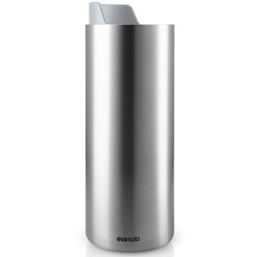 Eva Solo Urban To Go Cup Thermobecher Marble grey / grau 0,35 Liter