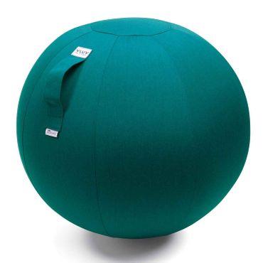Vluv Aqva Outdoor-Sitzball Durchmesser 60-65 cm Charron Teal / Blaugrün