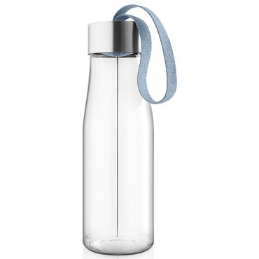 Eva Solo MyFlavour Trinkflasche 0,75 Liter steel blue / stahlblau