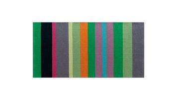 Remember Teppichläufer Kiwi kurz 140 cm 100% Baumwolle