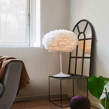 Umage / VITA Champagne Tischleuchtenständer weiß  Höhe 42 cm mit USB Anschluss A++ bis E  – Bild 2