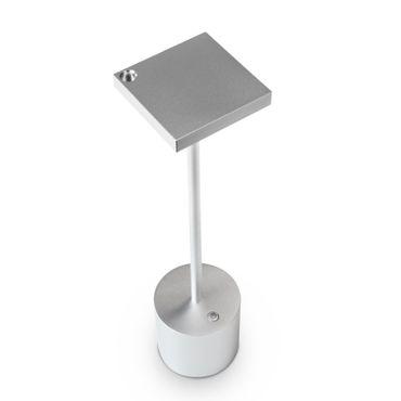 Absolut Liberty Light Akkuleuchte silber Tischleuchte – Bild 1