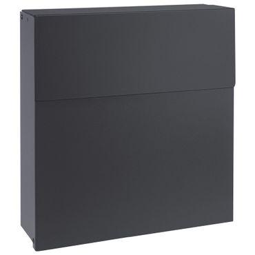 MOCAVI Box 570 Design-Briefkasten anthrazit (RAL 7016)