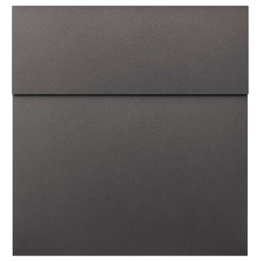 MOCAVI Box 570 Design-Briefkasten anthrazit-eisenglimmer (DB 703)