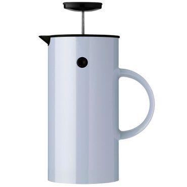 Stelton EM77  Pressfilterkanne cloud / hellblau 1 Liter Kaffeezubereiter – Bild 1