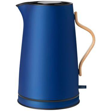 Stelton Emma Wasserkocher 1,2 Liter dark blue / dunkelblau – Bild 1