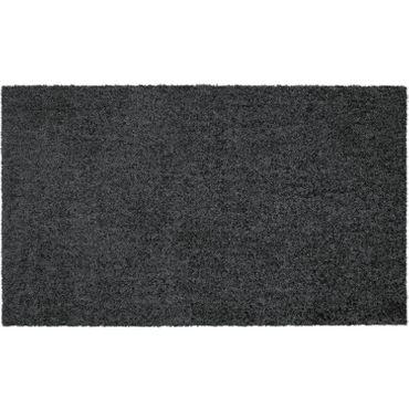 MOCAVI Step Design-Fußmatte randlos anthrazit 60 x 100 cm Sauberlaufmatte uni