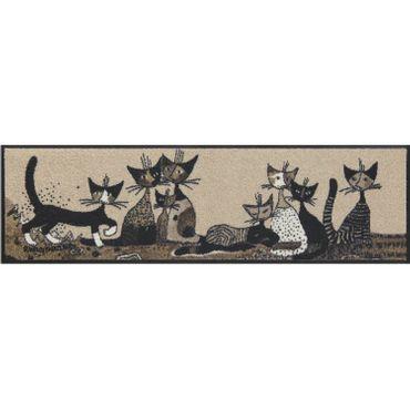 Salonloewe Fußmatte Serafino & Friends 35 x 120 cm Minimatte Sauberlaufmatte