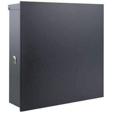 MOCAVI Box 670R Design-Briefkasten anthrazit (RAL 7016)