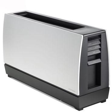 Jacob Jensen One Slot Toaster II aus Aluminium silber  32062 – Bild 1