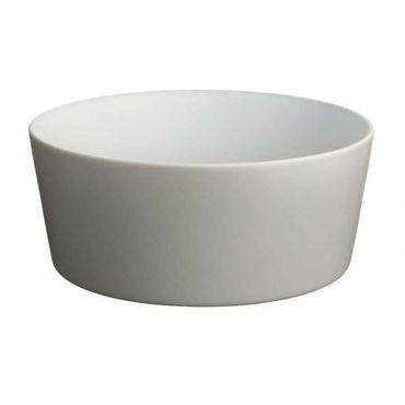 Alessi Salatschüssel Steingut grau Tonale - DC03/38 LG