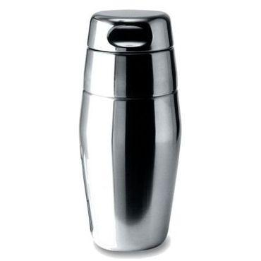 Alessi Shaker 0,5 L Edelstahl poliert Carlo Mazzeri - L 870/50