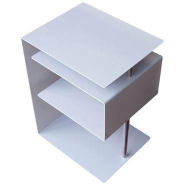 Radius X-Centric Table Silber Beistelltisch - 530 a – Bild 1