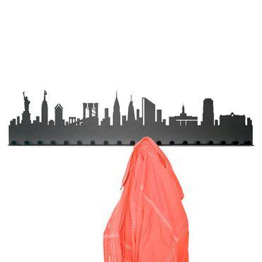 Radius Städte Garderobe New York schwarz - 709 h